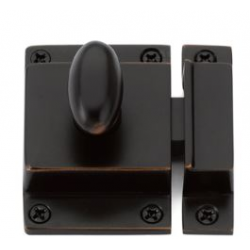Cabinet Latch Oil Rubbed Bronze