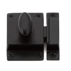 Cabinet Latch Flat Black