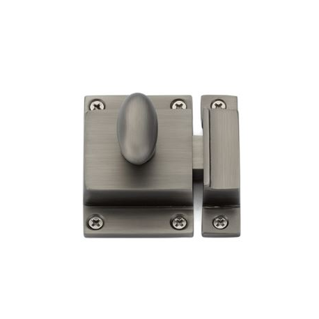Cabinet Latch Pewter
