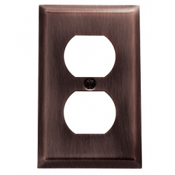 Venetian Bronze Beveled Edge Outlet