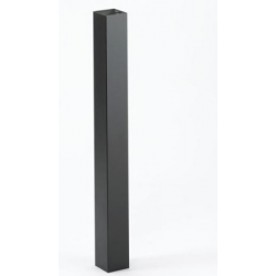 Standarad Mailbox Post- Black