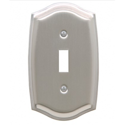 Satin Nickel Colonial Single Toggle