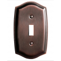 Venetian Bronze Colonial Single Toggle