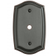 Venetian Bronze Roped Cable Plate