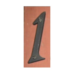 Black Iron House Number 1