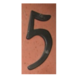 Black Iron House Number 5