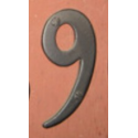 Black Iron House Number 9