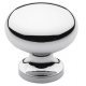 Polished Nickel Classic Knob