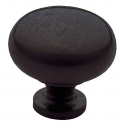 Distressed Venetian Bronze Traditional Knob