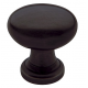 Traditional Venetian Bronze Oval Knob