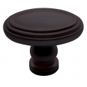 Colonial Oval Venetian Bronze Knob