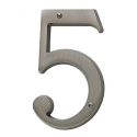 Antique Nickel House Number 5
