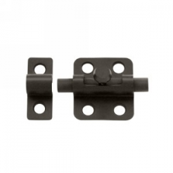 "2"" Barrel Bolt in Oil Rubbed Bronze 200-24"