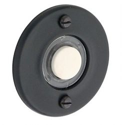 Oil-Rubbed Bronze Round Bell Button