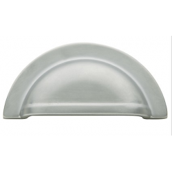 Satin Chrome Cup Pull 3""