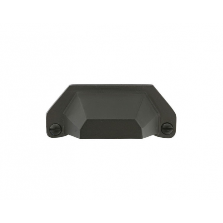 "3"" Bronze Bin Pull in Flat Black 263-124"