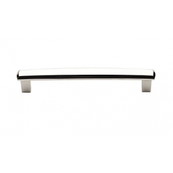 Polished Nickel Beveled Appliance Pull 8""