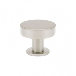 Button Knob in Satin Nickel 263-73