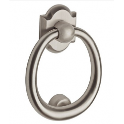 Satin Nickel Ring Knocker