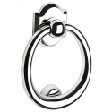 Polished Chrome Ring Knocker