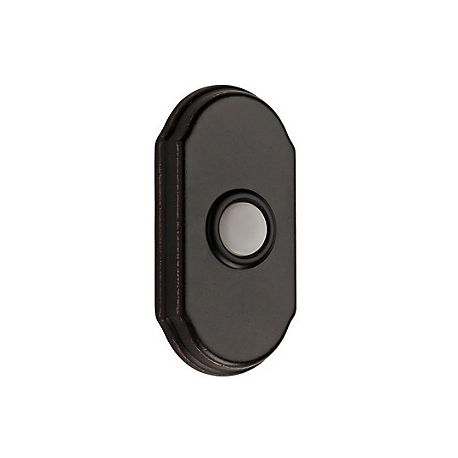 Dark Bronze Arch Bell Button