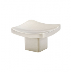Basin Knob in Satin Nickel 263-65