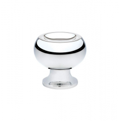 Impression Knob in Polished Chrome 263-63