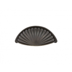 "3"" Fluted Bin Pull in Medium Bronze 263-133"