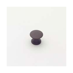 Oil-Rubbed Bronze Classic Knob 1/2""
