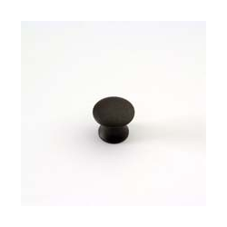 Weathered Bronze Classic Knob 1/2""
