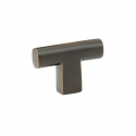 """T"" Knob in Oil Rubbed Bronze 263-58"