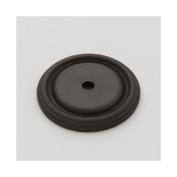 Oil-Rubbed Bronze Classic Back Plate