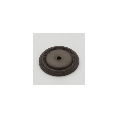 Oil-Rubbed Bronze Traditional Back Plate