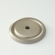 Satin Nickel Traditional Back Plate