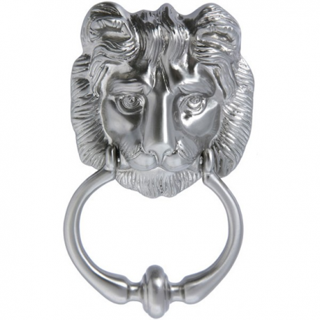 Lion Head Door Knocker Necklace Knockers Tattoo Meaning