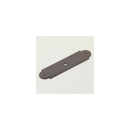 Oil-Rubbed Bronze Arch Back Plate