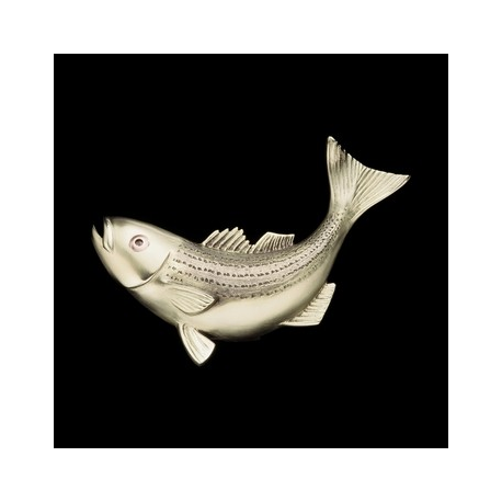 Bass Fish Door Knocker