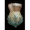 Thistle Door Knocker