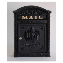 Victorian wall mounted box