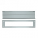 Mail Slot, Satin Nickel