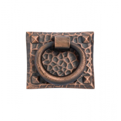 Oil-Rubbed Bronze Ring Pull