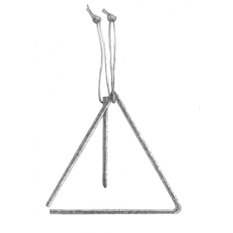 Forged Iron Triangle/Gong