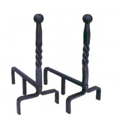 Andirons - Ball Design