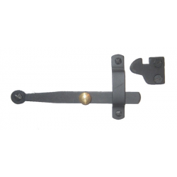 Bar Latch w/ Brass Knob