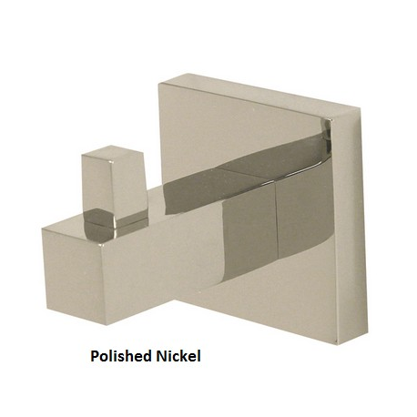 Contemporary Single Robe Hook