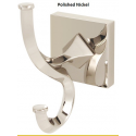 Contemporary Double Robe Hook