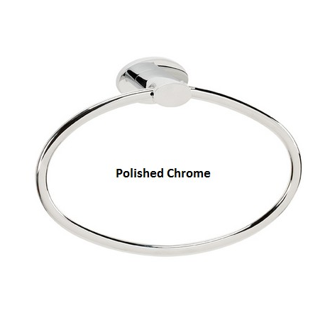 Contemporary Towel Ring
