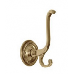 Polished Brass Rope Hook