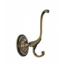 Antique Brass Traditional Hook