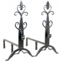 Decorative Andirons